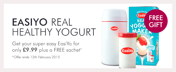 EasiYofree gift!