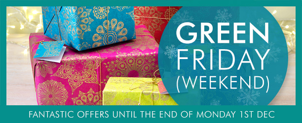 Green Friday deals