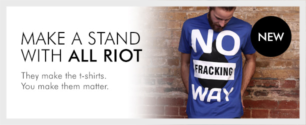 Make a standwith All Riot