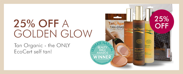 25% off agolden glow