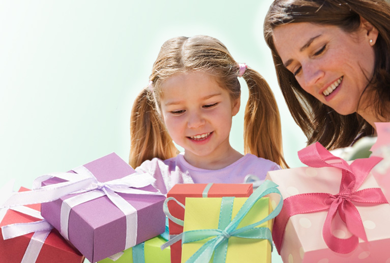 Gifts Ideas For Your Mum <br>Mothers Day<br> Sunday 6th March