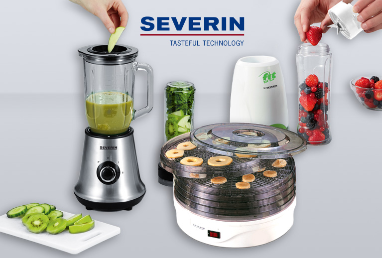 Fresh Ideas & Tasteful Technology From Severin